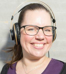 Anja Lysholm