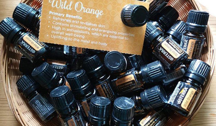 doTERRAs Wild Orange