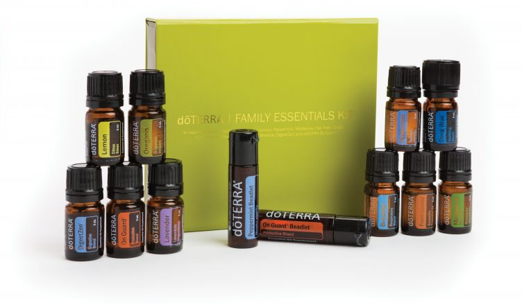 Family essentials enrollment kit