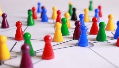 Network marketing-ludobrikker
