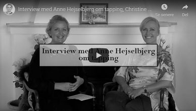 Tapping med Anne Hejselbjerg