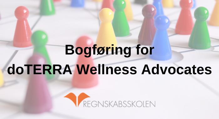 Bogføring for doTERRA Wellness Advocates